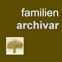 Familienarchivar