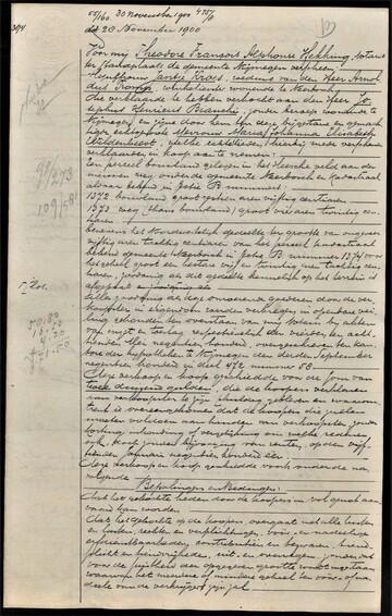 Josephus Henricus Bianchi notaris Nijmegen 1900 b1