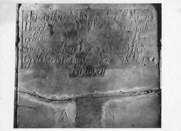 Abbildung bei Atzonius Claases Nicolaides