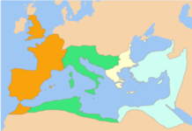 Afbeelding bij Flavius Julius Constantius II van Rome