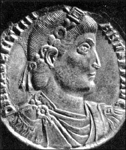Afbeelding bij Flavius Valentinianus I Keizer van Rome