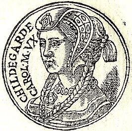 Afbeelding bij Hildegard van de Vinzgau