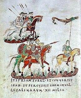 Afbeelding bij Karel de Grote