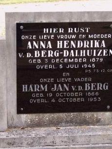 Harm Jan van den Van Den Berg