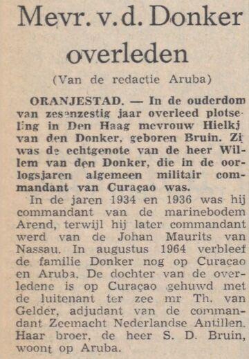 1965-03-05 Hielkje Bruijn (ev van den Donker)_Amigoe di curacao_1408276880 (Hielkje Bruin)