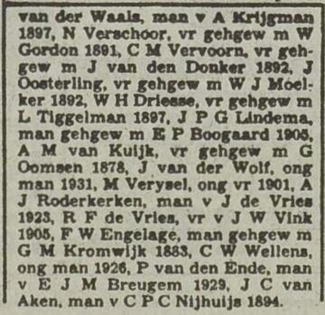 1981-03-24 CM Vervoorn (wv J van den Donker)_HVV_1407611004 (Cornelia Maria Vervoorn)