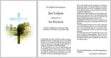 Afbeelding bij Johannes Leonardus Leijten