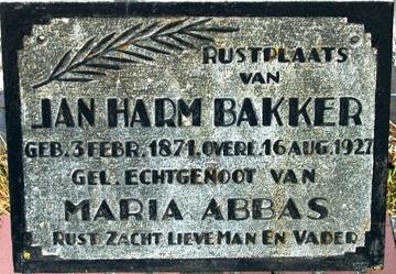 Afbeelding bij Jan Harm Bakker
