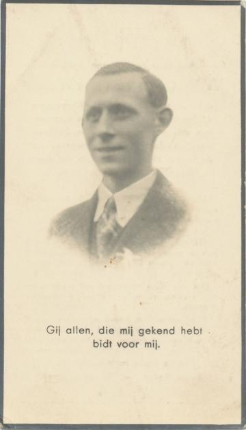 Wilhelmus van der Wouw