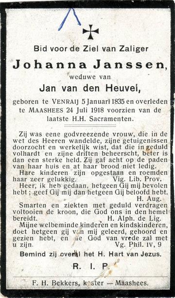 Johanna Janssen