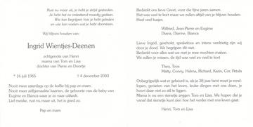 Ingrid Deenen