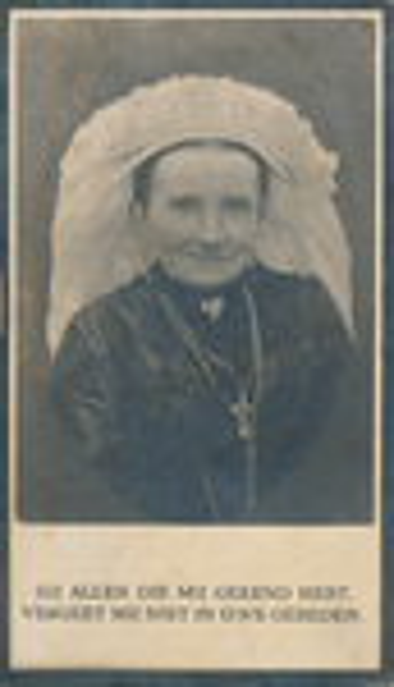 Maria Wilhelmina Hermans