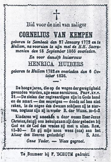 Cornelius van Kempen