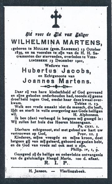 Wilhelmina Martens