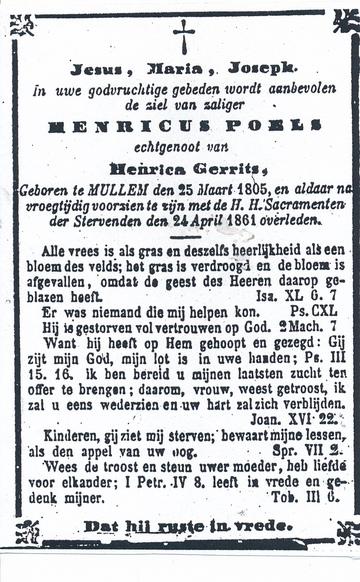 Henricus Poels
