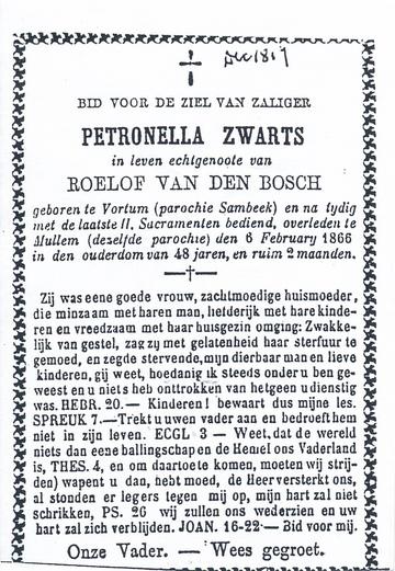 Petronella Zwarts