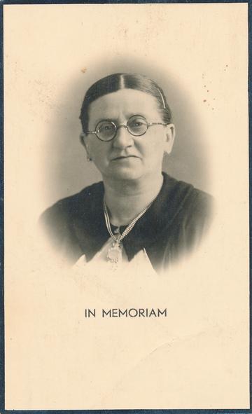 Gerardina Johanna van Bree