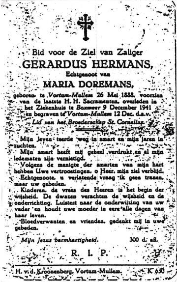 Gerardus Johannes Hermans