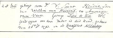 Hendrik van Haering