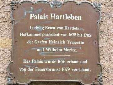 Afbeelding bij Hendrick van Hartzleben