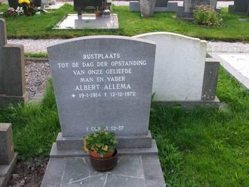 Afbeelding bij Albert Allema