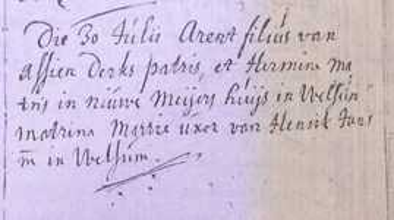 Afbeelding bij Arent Nieuw Meijer