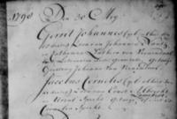 Jacobus Cornelis Lemckert