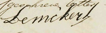 Johannes Willem Hendrik Lemckert
