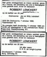 Robbert Lemckert