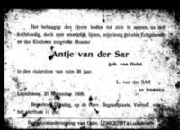 Antje van Holst