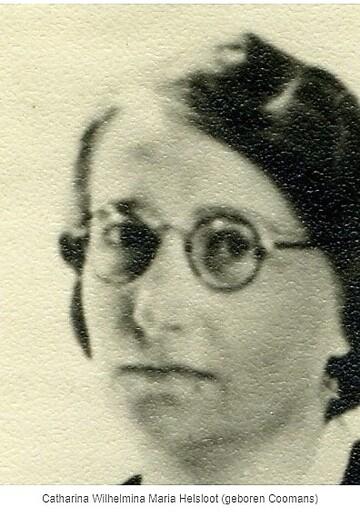 Catharina Wilhelmina Maria Coomans