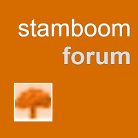 Logo Stamboom Forum